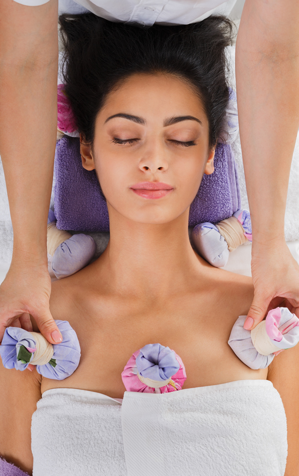 Aromaterapija biljnim vrećicama