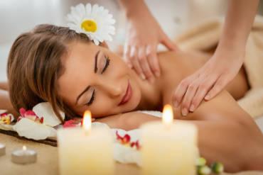 Masaža opušta tijelo i duh